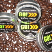 How much caffeine is there in Go! Coffee Energy?